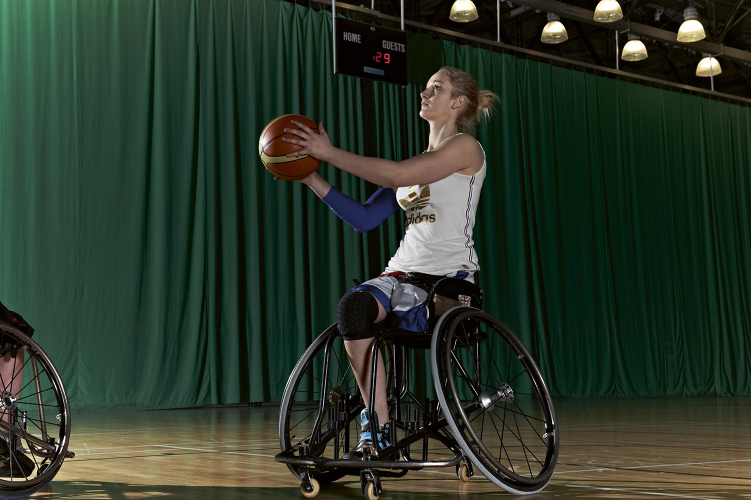 gb Paralympic basketball