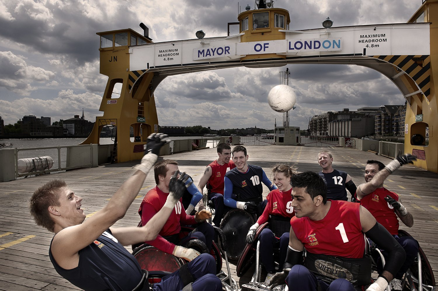 gb Paralympic rugby